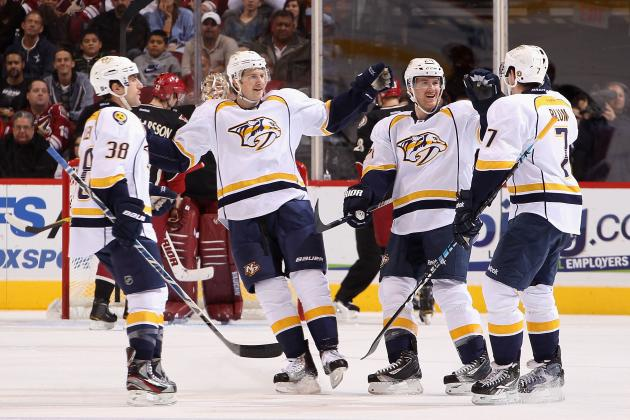 Ten Bold Predictions for the Nashville Predators in 2012-13