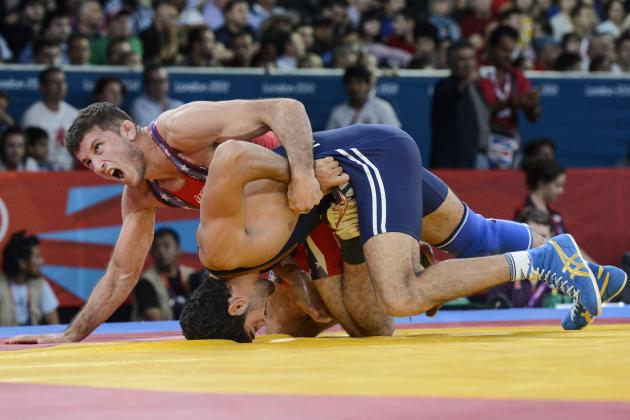 US Olympic Wrestling Team 2012: Grading Individual Performances in London