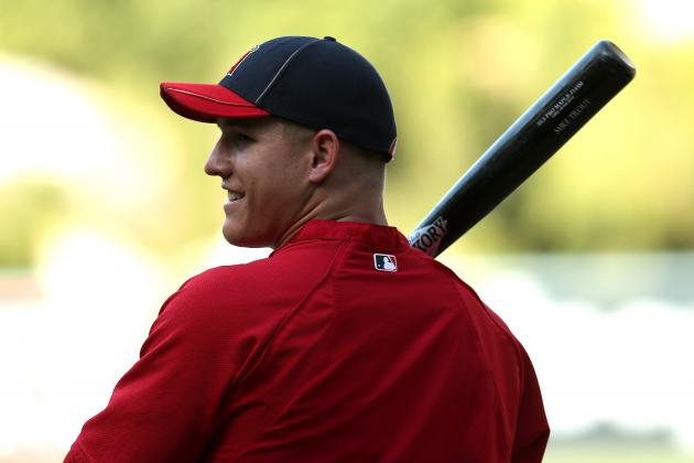 Mike Trout: Comparing Him to Ichiro Suzuki and Fred Lynn