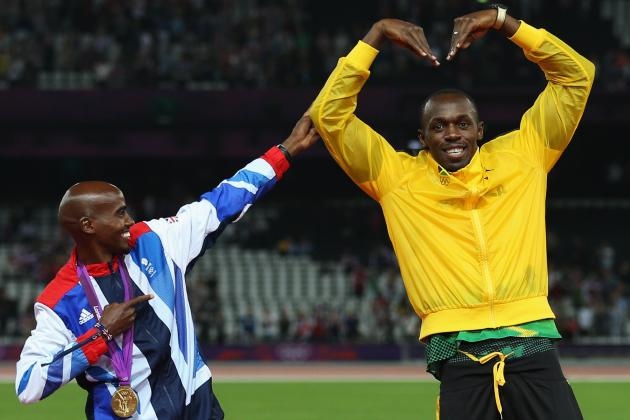 London 2012: Usain Bolt, Mo Farah and 15 Best Performers in Olympic Men's Track