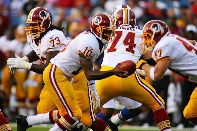 The Biggest Winners and Losers of Redskins Training Camp, Preseason so Far