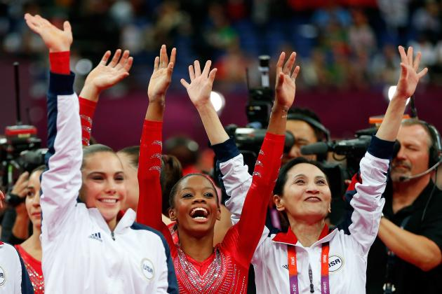 Olympics 2012: 10 Stars You'll Remember from This Summer