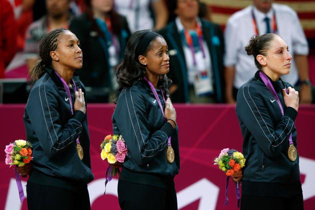 Olympic Basketball 2012: Stat Leaders for US Women's Gold-Medal Team