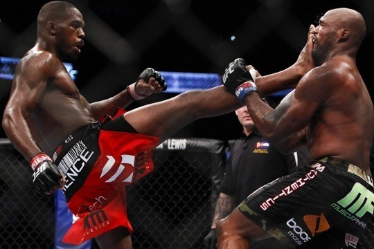 Power Ranking Jon Jones' UFC Fights