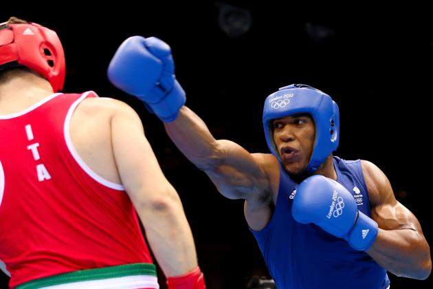Olympic Boxing 2012: Top 5 Performing Nations at London Games