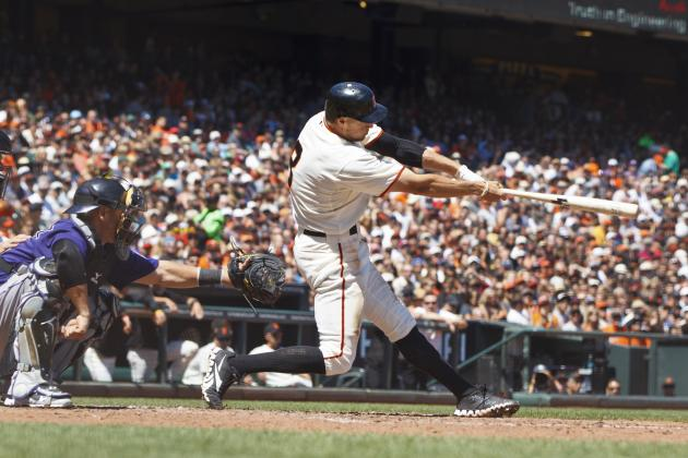 MLB Trade Deadline: Grading San Francisco Giants Moves Thus Far