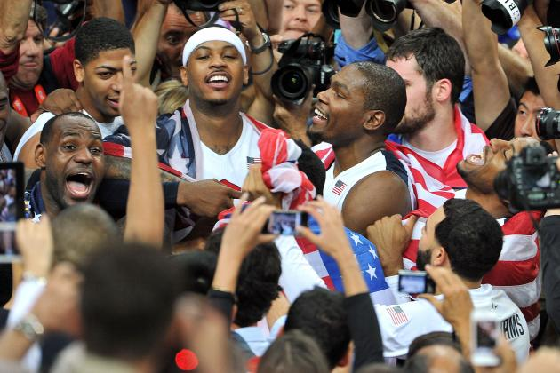 2012 Olympics: Power Ranking the US Men's Teams