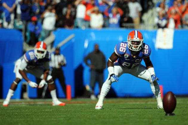 Florida Football: Top 5 Position Battles for the Gators During Fall Camp