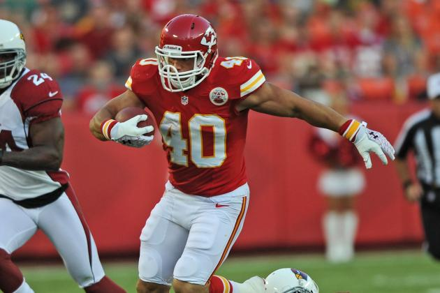 Kansas City Chiefs: Evaluating All of the Running Backs After Friday's Game