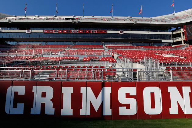 Alabama Crimson Tide Football: 9 Great Things About the 'Bama Gameday Experience