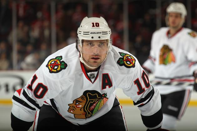 Chicago Blackhawks: Power Ranking the 'Hawks Forwards Entering 2012-13