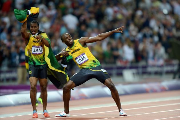 London 2012 Track and Field: Contenders Who Could Take Down Usain Bolt in 2016
