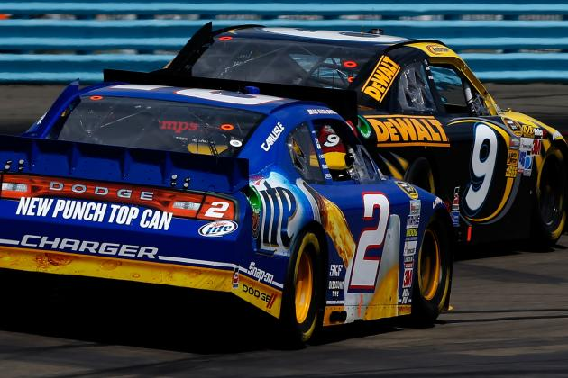 NASCAR Power Rankings: Top 20 Drivers Coming out of Watkins Glen