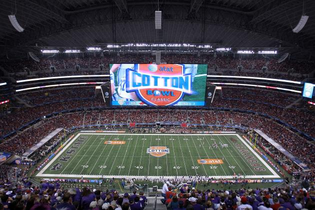 College Football's Ultimate 2012 Road Trip: 15 Weeks, 15 Games