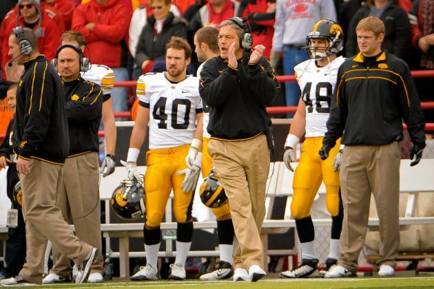 Iowa Hawkeye Football: The All-Ferentz Dream Team