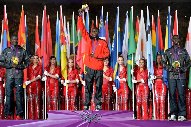 Olympic Medal Count 2012: Power Ranking Top Nations' Performances Heisman-Style