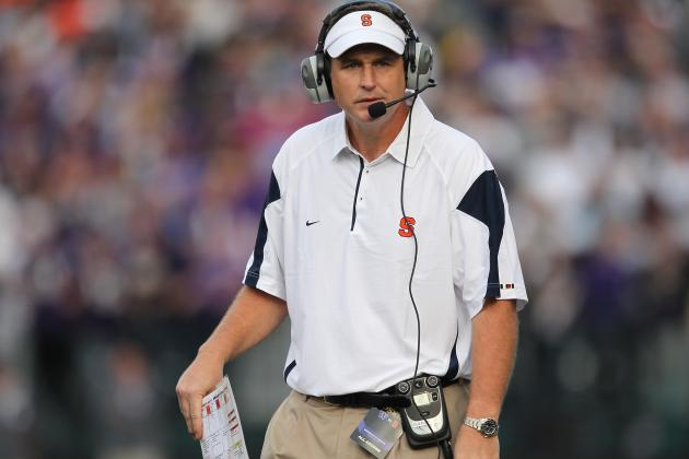 Syracuse Football: 3 Reasons the Orange Will Improve in 2012