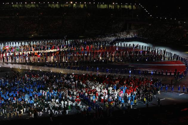 Closing Ceremony 2012: Missing Stars Tainted London Finale