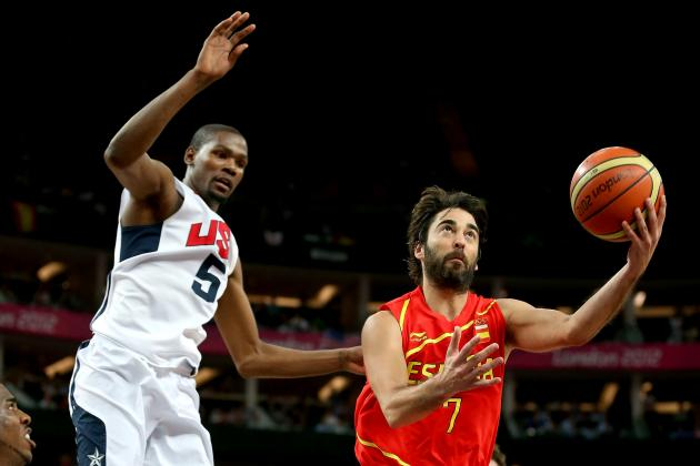 Chicago Bulls: 5 Olympic Standouts the Bulls Should Seriously Reach Out To