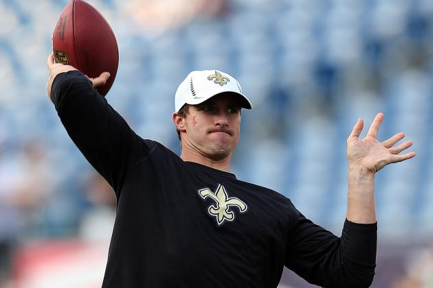 5 Details of Drew Brees' Game He Can Still Work on