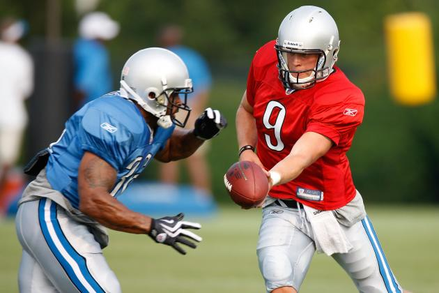 Detroit Lions:  Why Kevin Smith Will Win the Starting Job at RB