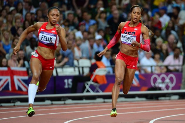 Ranking Top 20 Women's Track and Field Performers at 2012 Olympic Games
