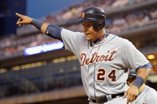 Detroit Tigers: Why Slugger Miguel Cabrera Deserves the AL MVP