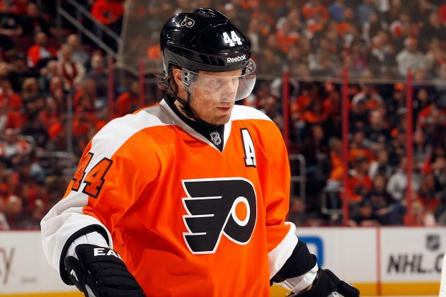 Philadelphia Flyers: Five Biggest Questions Facing Philly's Defense in 2012-13