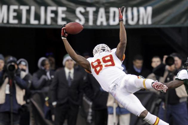 Kansas City Chiefs: 5 Players That Will Have Breakout Seasons in 2012