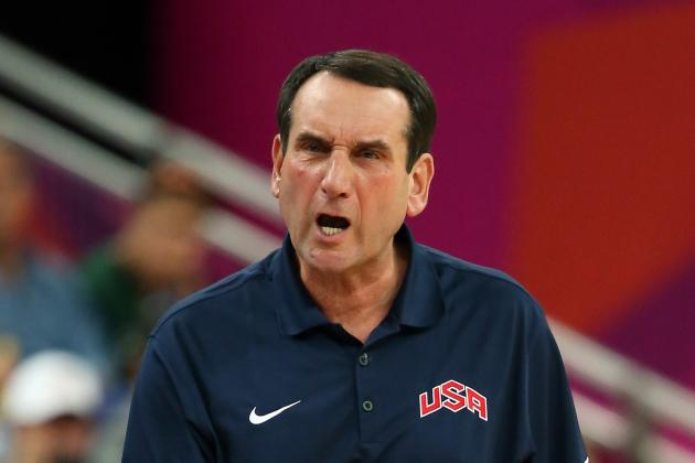 Duke Basketball: How Coach K's Olympic Success Impacts Blue Devils' Recruiting