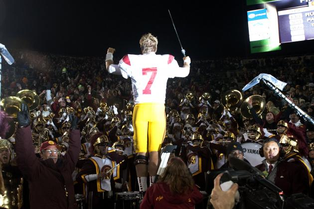 Oregon Football: Ranking the Top 5 Pac-12 QBs the Ducks Face in 2012