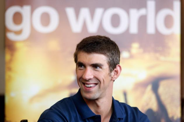 10 Career Options for Michael Phelps After 2012 Summer Olympics