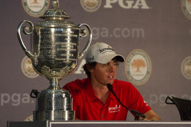 PGA Championship 2012: 5 Things to Take Away