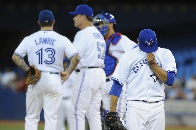 Toronto Blue Jays: Predicting the 2013 Starting Rotation
