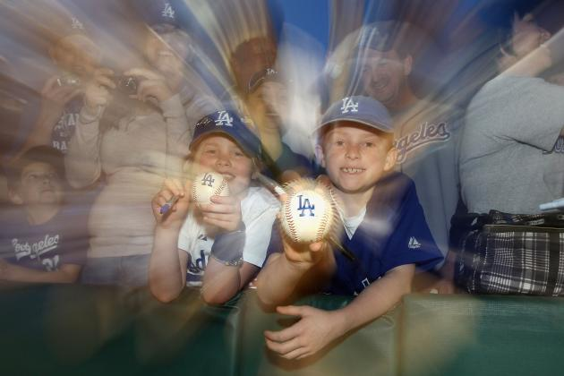 Why Los Angeles Dodgers Fans Are the Best Fanbase in L.A.