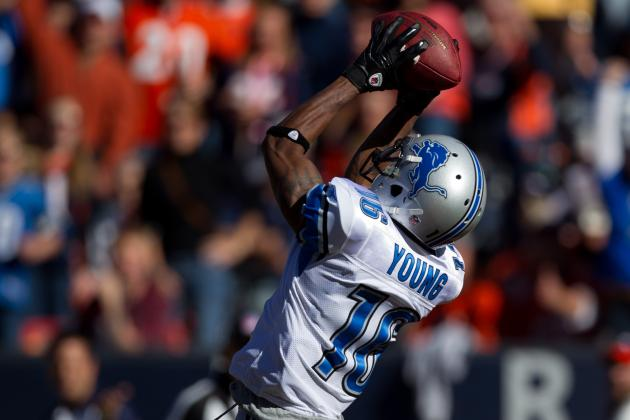 Fantasy Football 2012: 5 Wide Receiver Sleepers to Get in the Later Rounds
