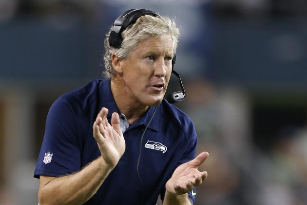 Buying Pete Carroll's Approach with the Seahawks Wide Receivers