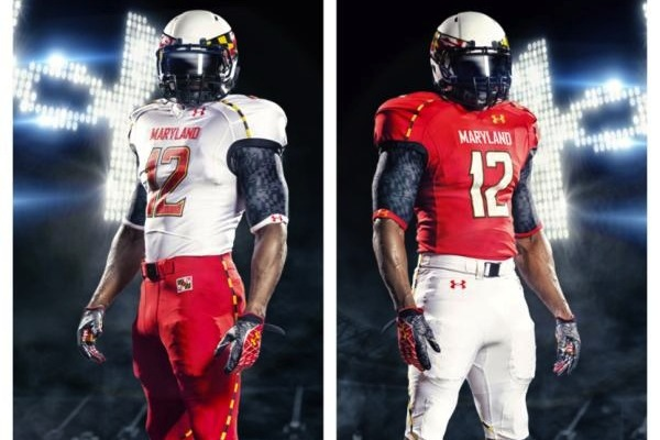 Maryland Football Uniforms: Check out the Terps' New 2012 Design