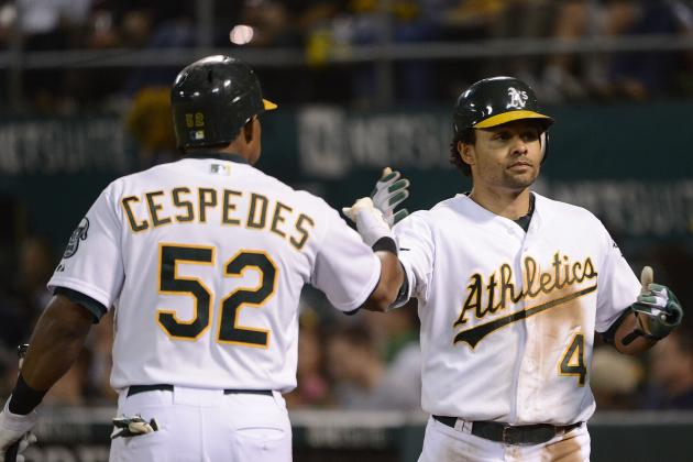 5 Advantages Oakland Athletics Have over Texas Rangers in the AL West
