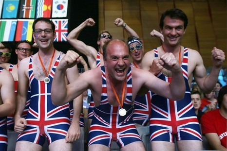 The Funniest Fans at the Olympics