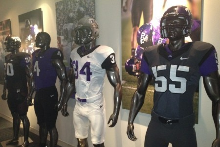 TCU Football Uniforms: Check out the Horned Frogs New 2012 Design