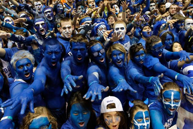 Biggest Diehard Fanbases in College Basketball