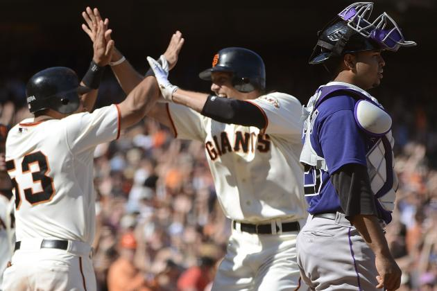 Bold Predictions: 5 Reasons the San Francisco Giants Will Win the NL