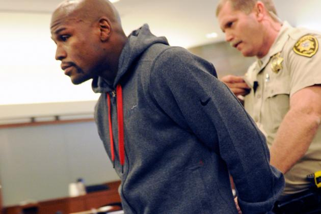 6 Reasons Jail Time Will Have Zero Effect on Floyd Mayweather's Title Defenses