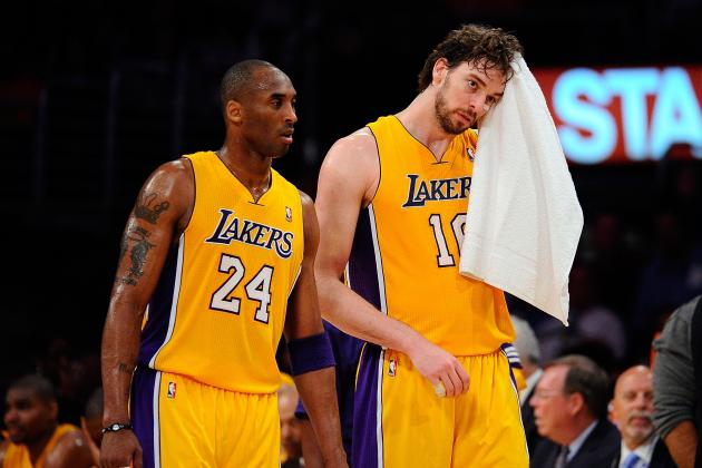 Sizing Up LA Lakers with Top 5 NBA Powerhouse Teams