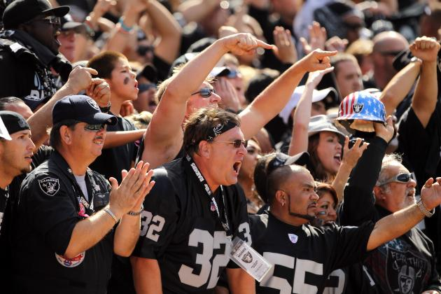 Oakland Raiders Injury Updates as They Begin NFL Preseason