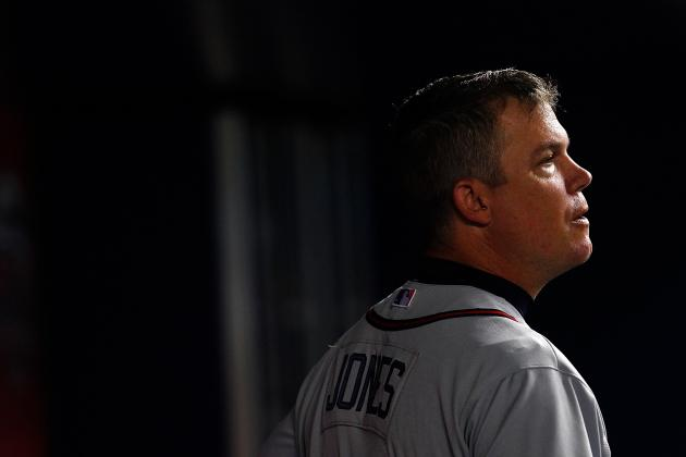 The 8 Best Moments of Chipper Jones' Career with the Atlanta Braves