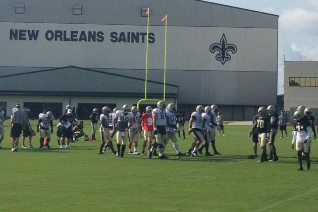 2012 New Orleans Saints: 3 Training Camp Observations