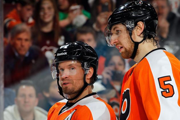 Philadelphia Flyers: 5 Reasons the Defense Is Better Than Last Season