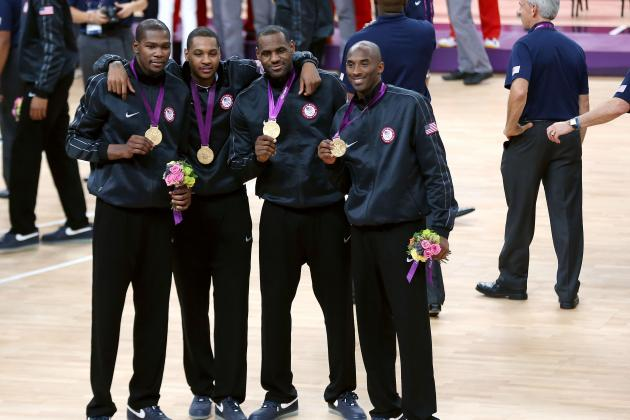 Predicting Which Team USA Stars Will Coast in 2012-13 After Gold Medal Triumph